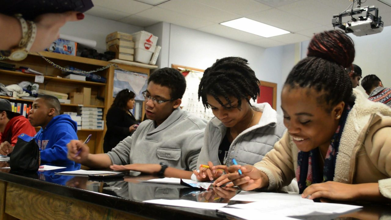 Image for Teaching to Learn: WV-HSTA Students Take CBPR to Their Community