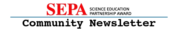 SEPA Community Newsletter Image
