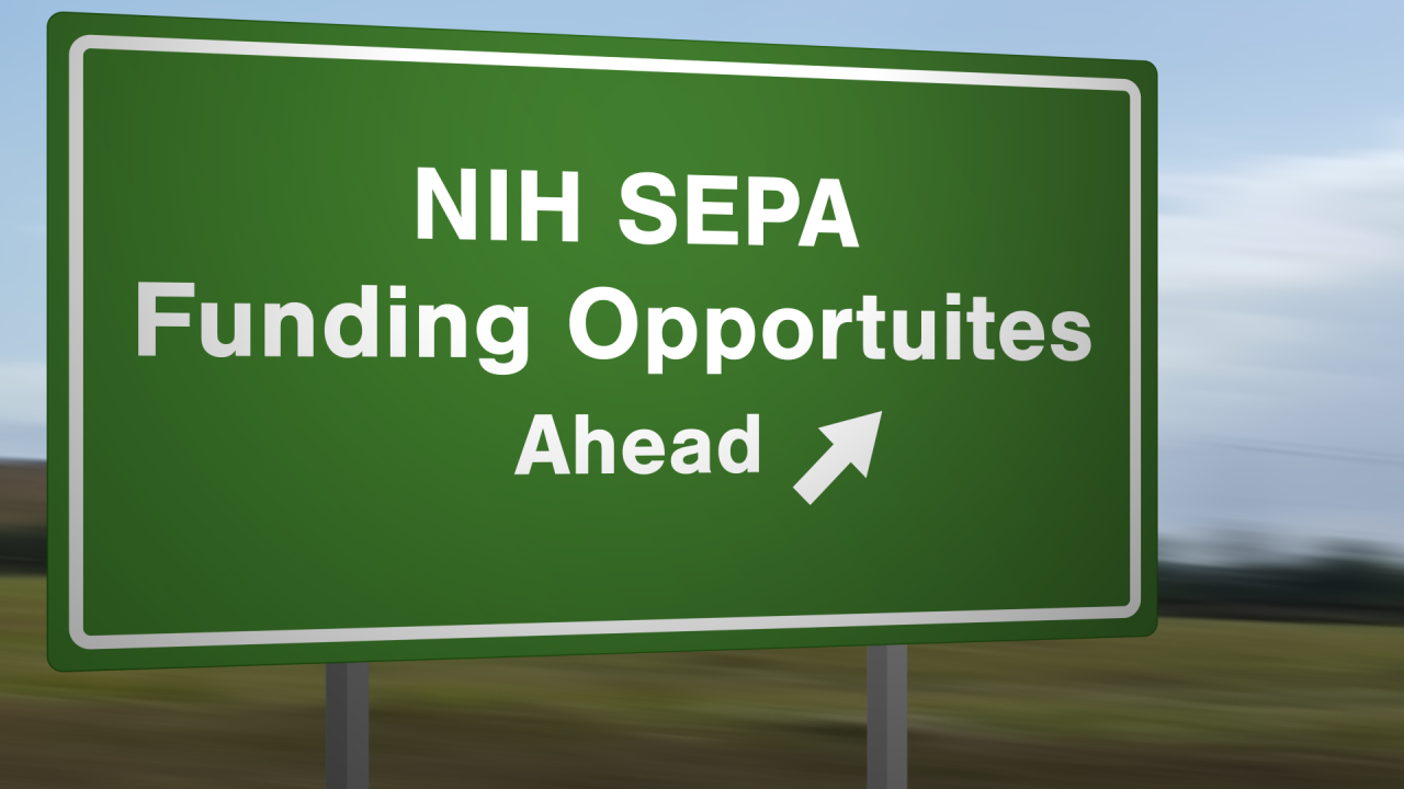 Image for Funding Opportunity to participate in the NIH Pavilion at the 2020 USA Science & Engineering Festival (USASEF)