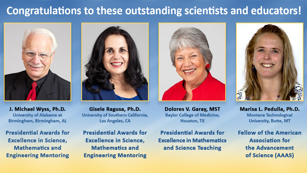 Image for National Recognition of SEPA Projects and Investigators