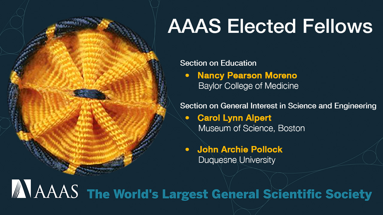 Image for Three SEPA Investigators Elected as AAAS Fellows