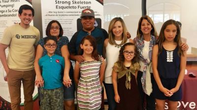 Discover Health/Descubre la Salud: A Colorado Community Engagement Project