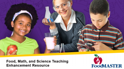 The FoodMASTER Initiative: Supporting the STEM Learning Pipeline