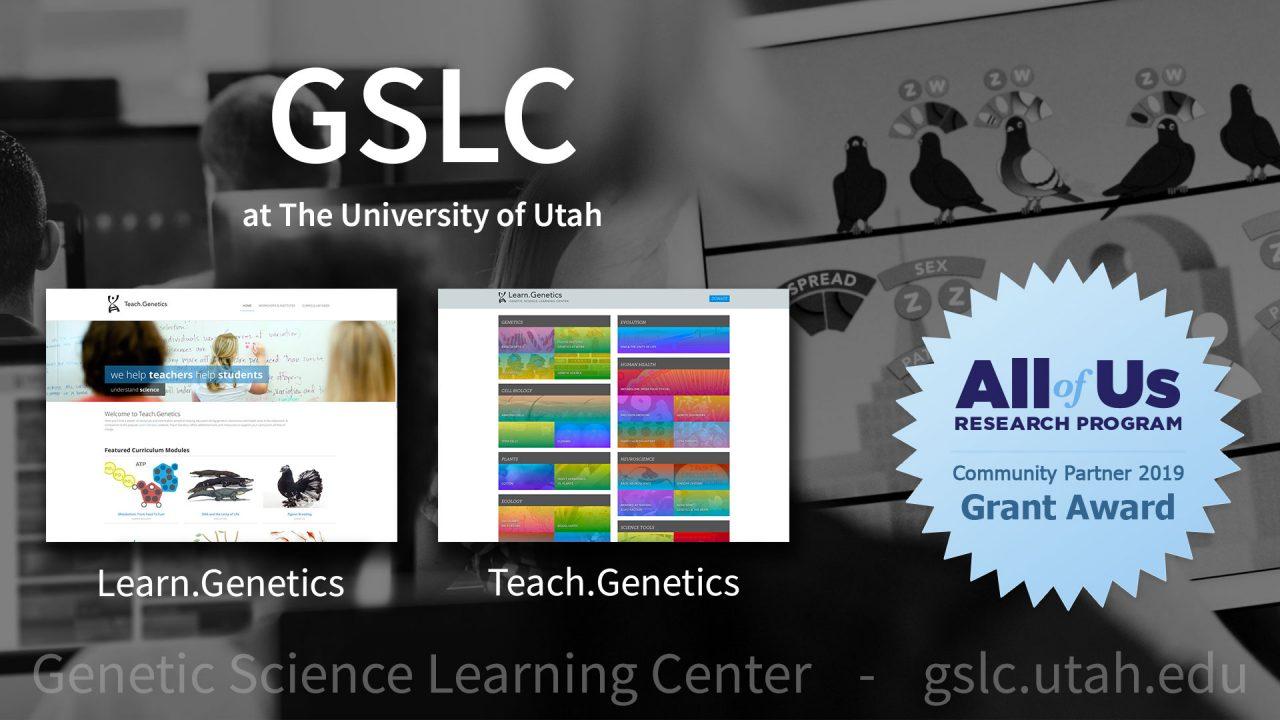 Image for University of Utah receives All of Us partner award