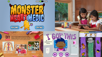 PlayPads: Mobile Educational Health Science Activities for Children in Hospitals