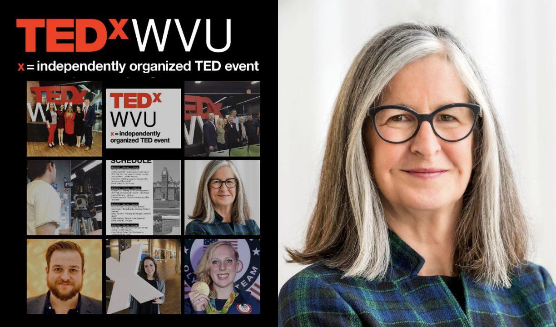 Image for TEDx WVU — Presenter: Ann Chester, Ph.D.