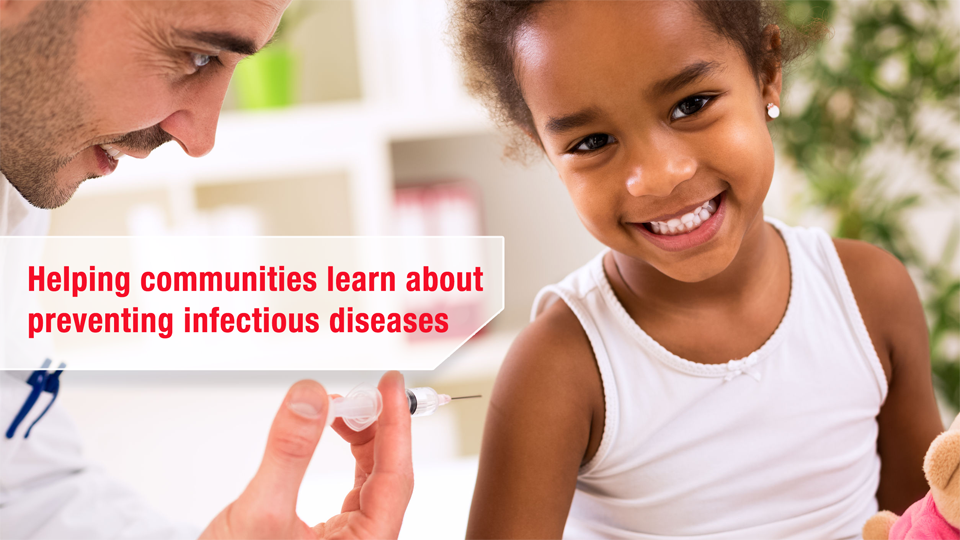 Image for SEPA Focus: Preventing infectious diseases