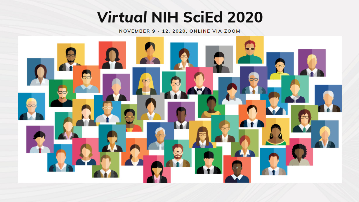 Image for NIH SciEd 2020: A virtual mini-conference